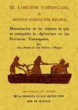 EL LABRADOR VASCONGADO, � ANTIGUO AGRICULTOR ESPA�OL - SAN MART�N Y BURGOA, ANTONIO